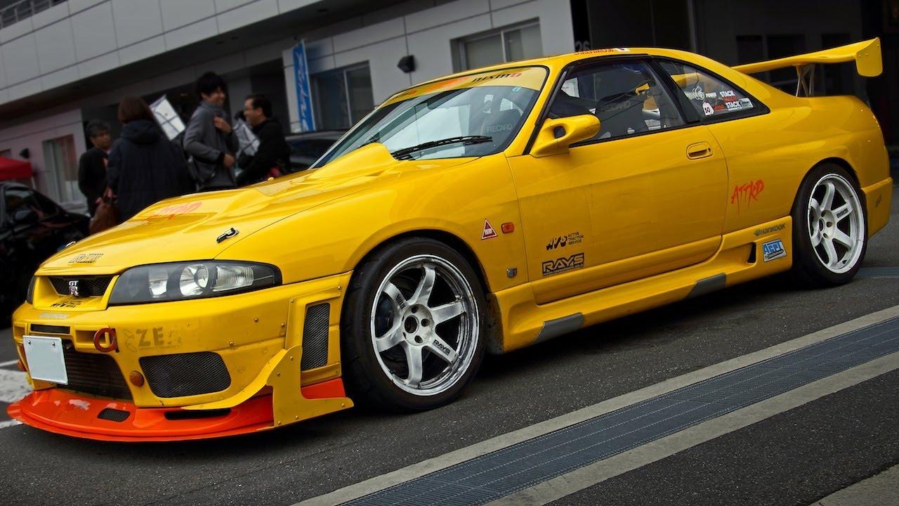 R33 Skyline ATTKD GT-R