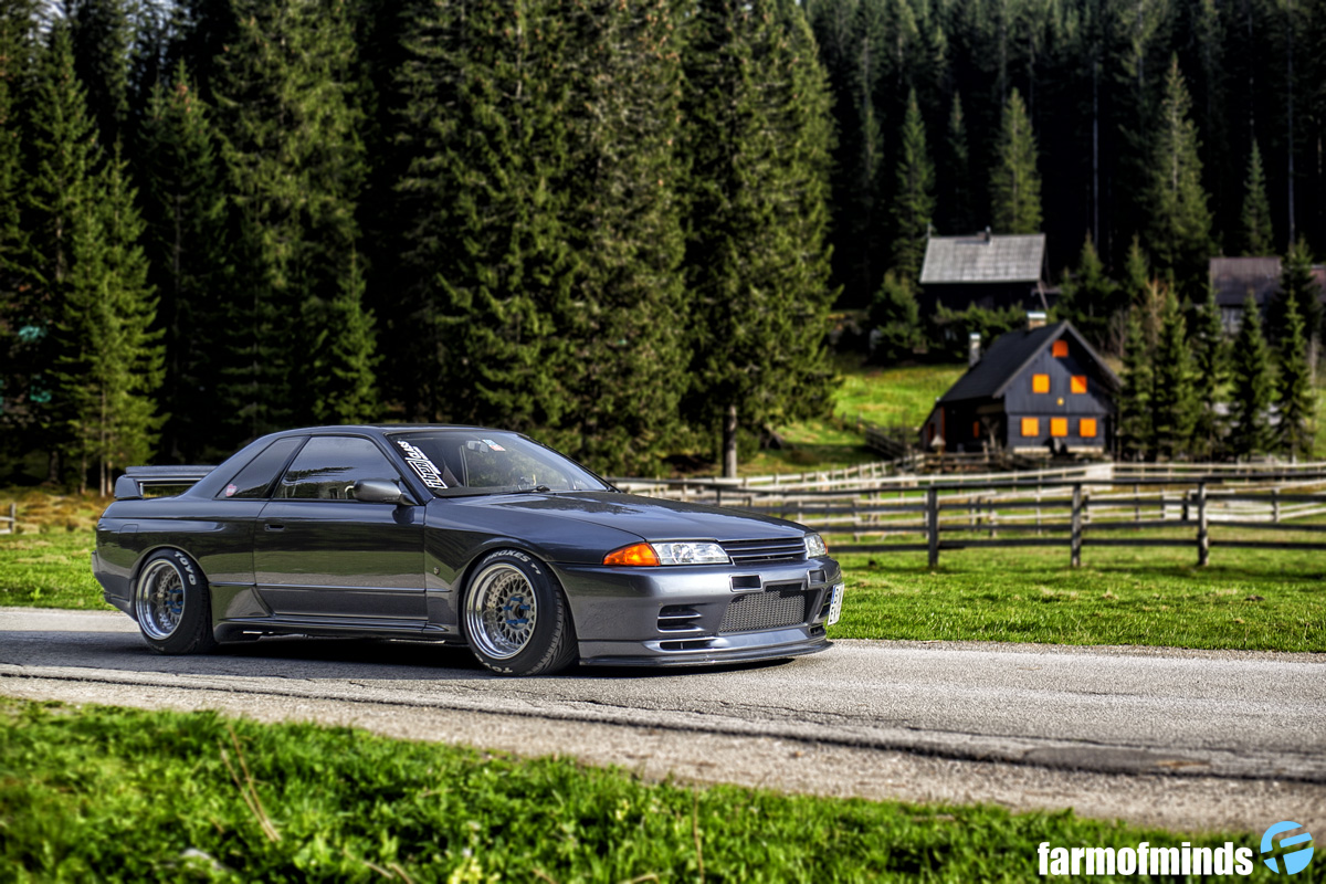 Skyline GT-R R32 (14)