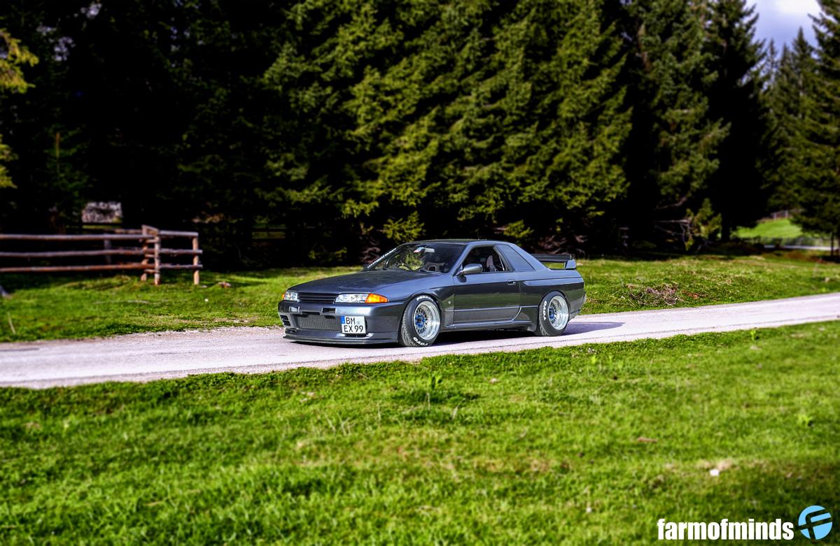 Skyline GT-R R32 (15)