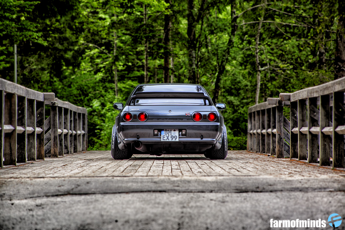 Skyline GT-R R32 (4)