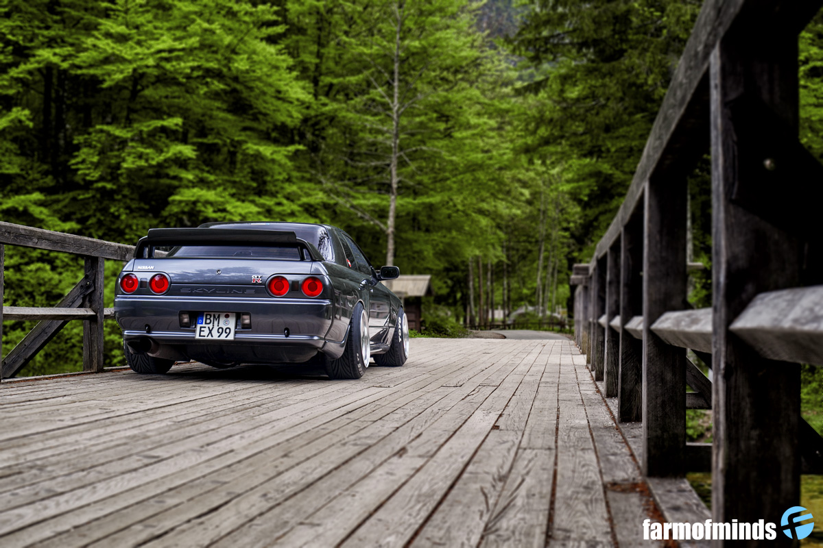 Skyline GT-R R32 (7)