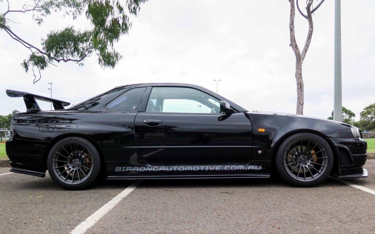 bnr34 GTR