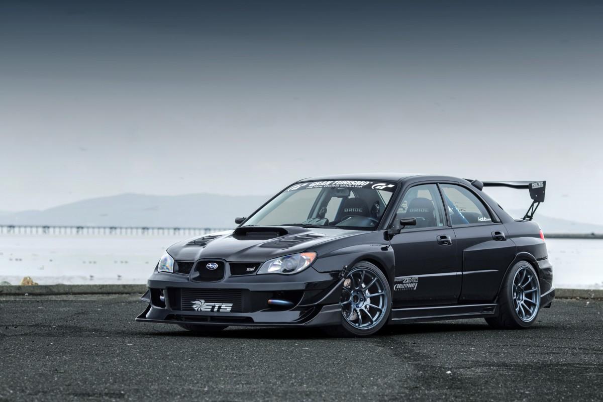 Subaru Impreza STi (1)