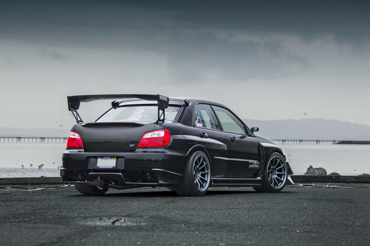 Subaru Impreza STi (2)