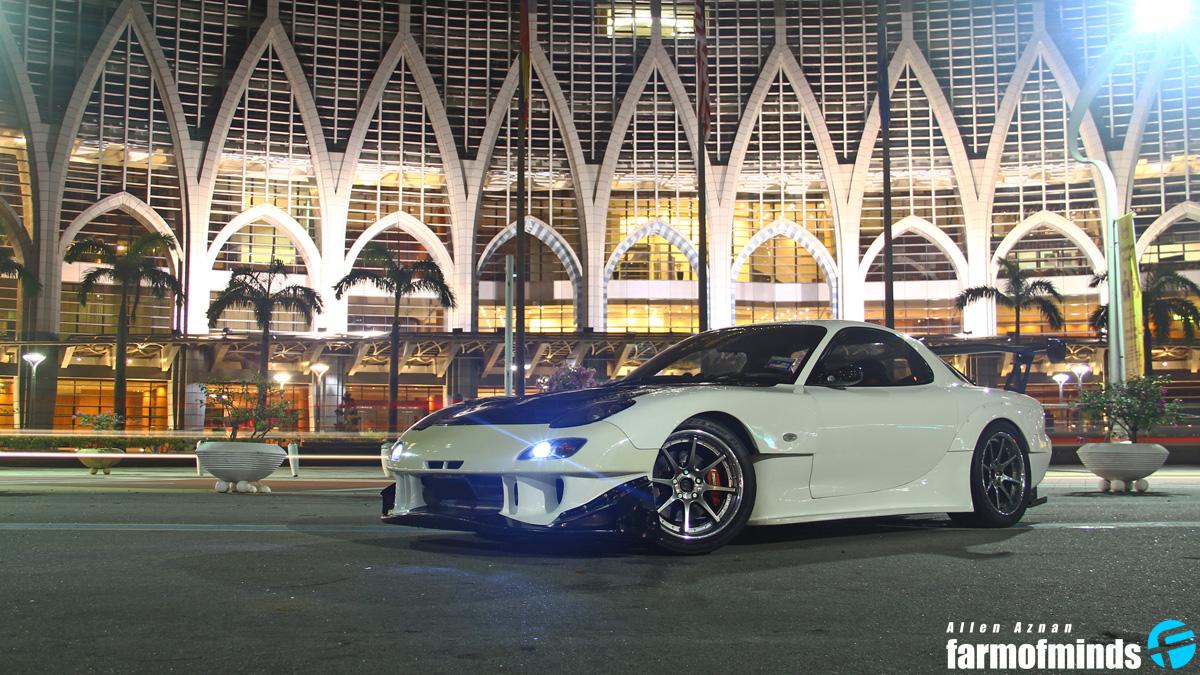Mazda RX-7 FD3S (12)
