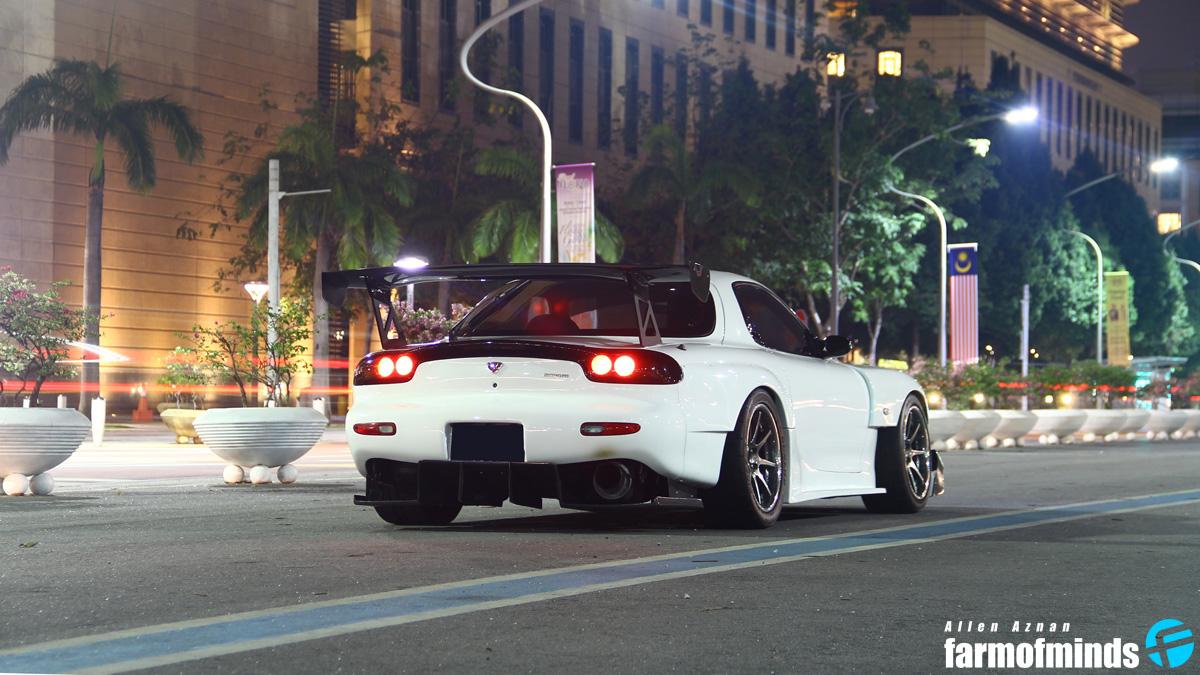 Mazda RX-7 FD3S (4)