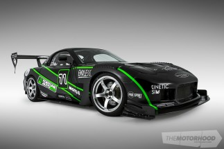 Andy Duffin's Time Attack RX-7