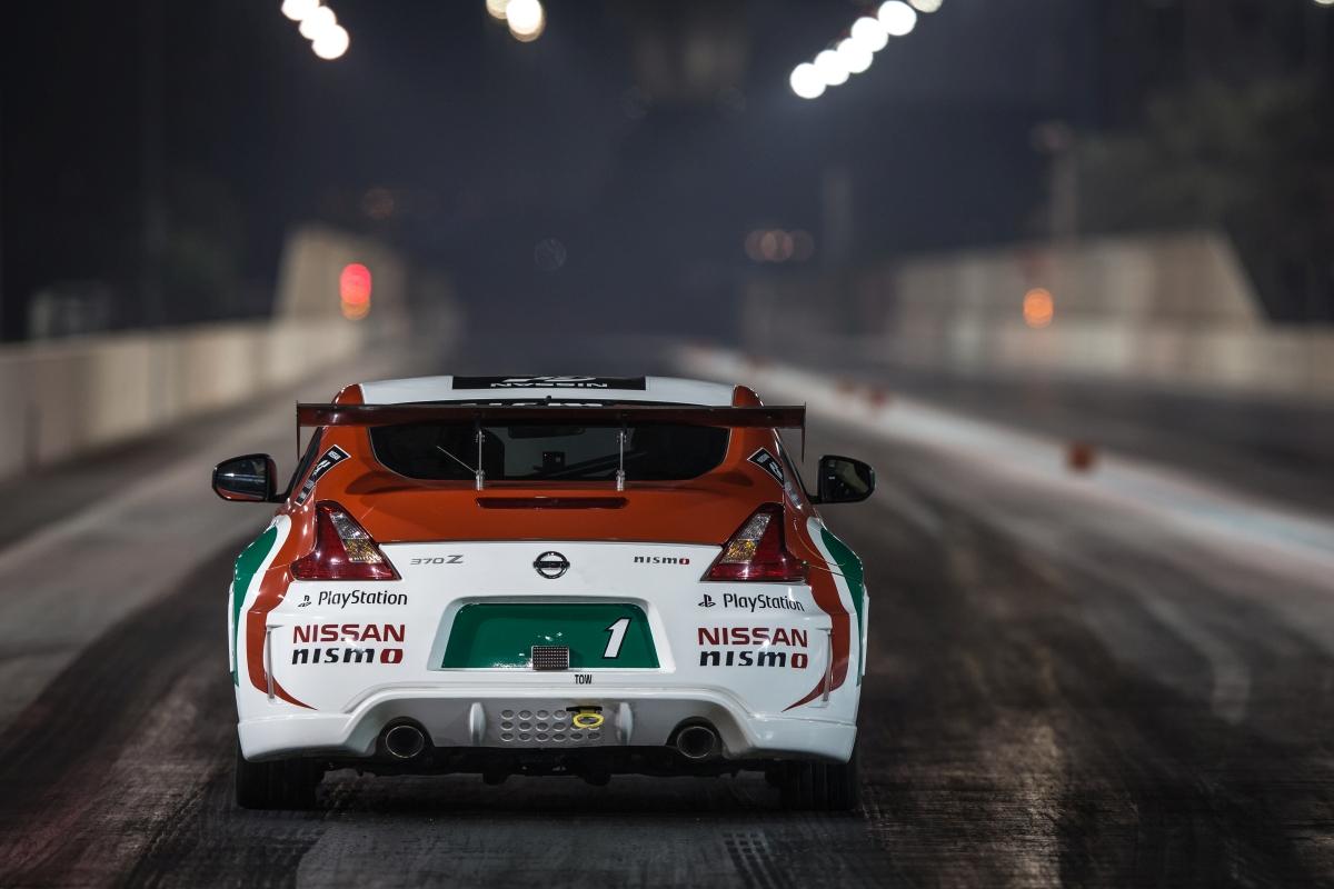 2015 GT Academy European Race Camp Abu Dhabi