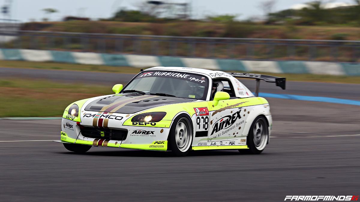 AirRex Honda S2000 Race car - Farmofminds