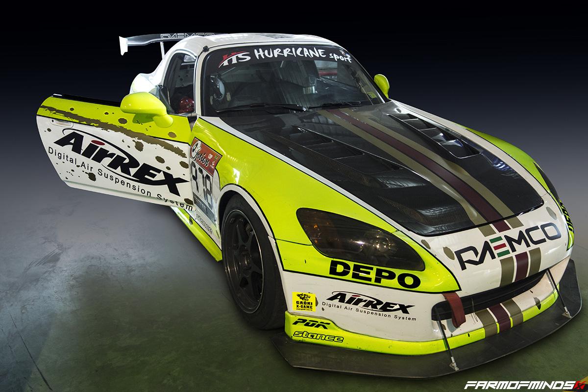 Honda S2000 race car (7)